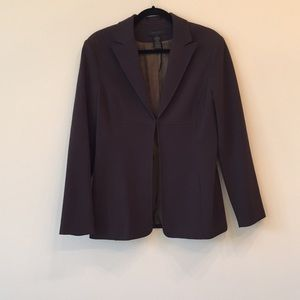 The Limited Brown Tailored Blazer